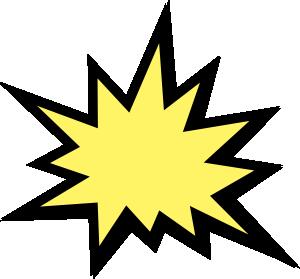 Blue Explosion PNG Clip art