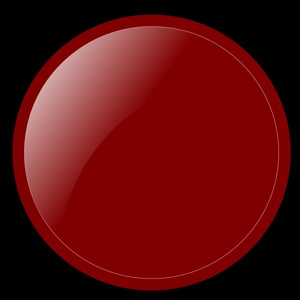 Roudel Black Star Red Circle PNG Clip art