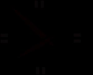 Gear Clock PNG Clip art