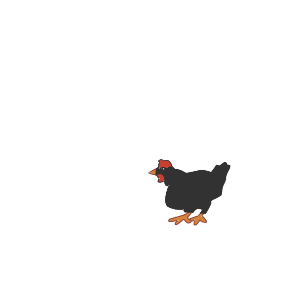 Hen PNG Clip art