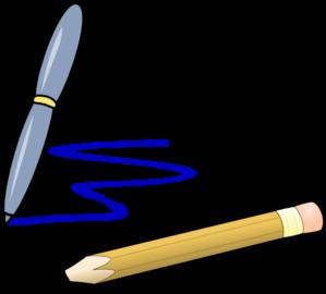 Pen And Pencil PNG Clip art