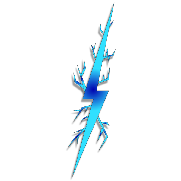 Electric Spark Symbol PNG icon