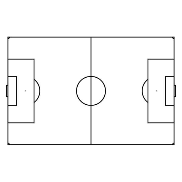 Soccer Field Football Pitch PNG images