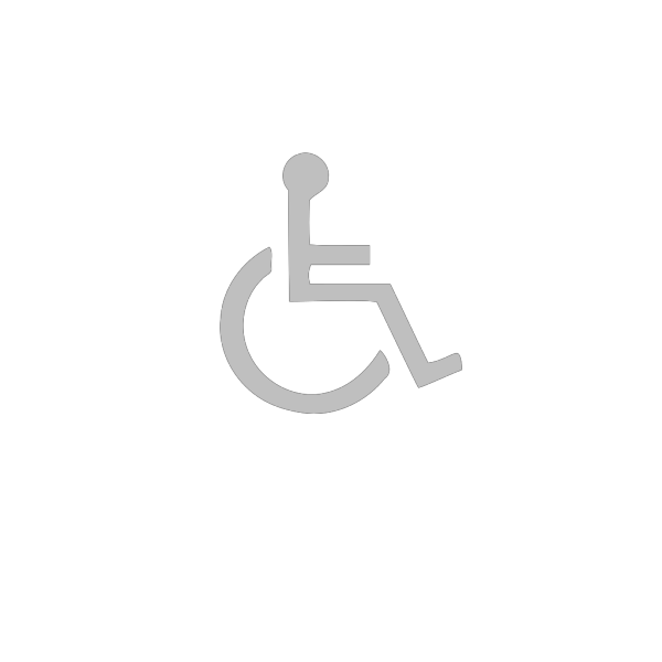 Wheelchair Symbol PNG Clip art