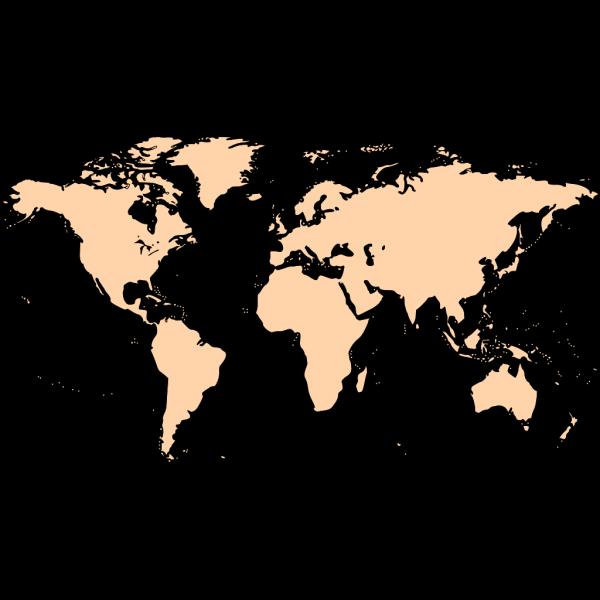 Scrubs Map Symbol PNG Clip art