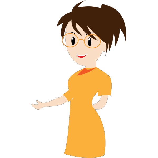 Woman Cartoon PNG Clip art