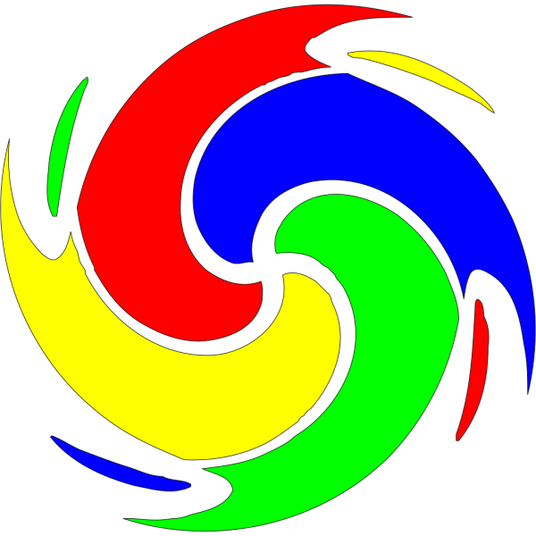 Google Spiral Clip art