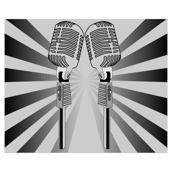 Microphone Symbol PNG icons