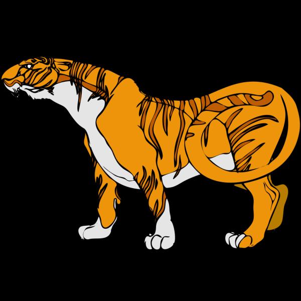 Tigre01 PNG Clip art