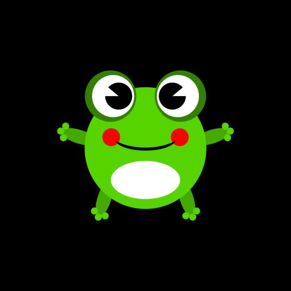Frog 12 PNG Clip art