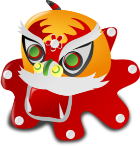 Chinese Dragon PNG image