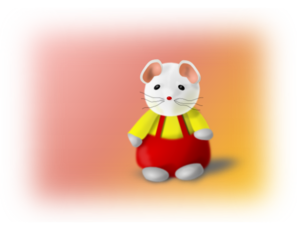 Little Mouse PNG Clip art