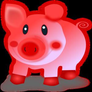 Piglet PNG Clip art