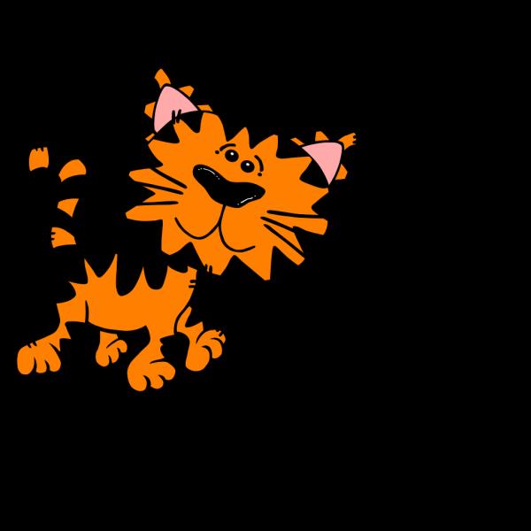 Cat 1 Clip Art
