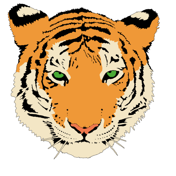Cartoon Tigers