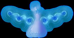 Blue Phoenix PNG Clip art