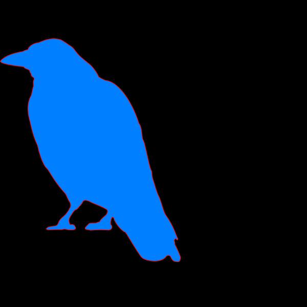 Blue Bird PNG Clip art