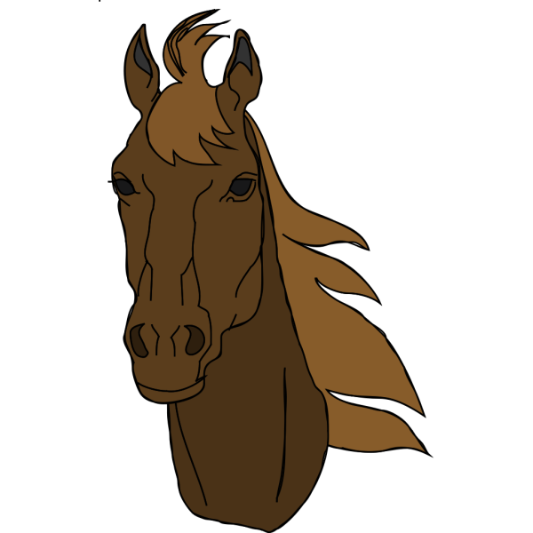 Horse Head PNG images