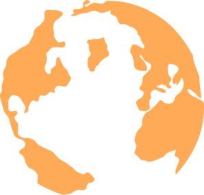 Orange Turkey PNG image