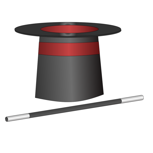 Magic Top Hat Jh PNG images