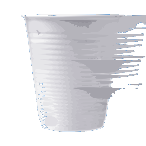 Plastic Cup clipart