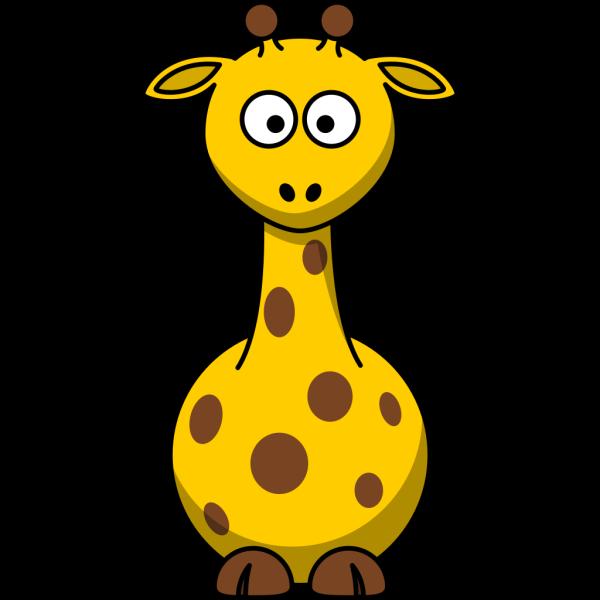 Cartoon Giraffe Clip Art PNG Clip art