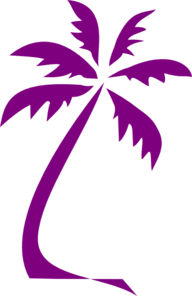 Beach Palm Tree Clip Art PNG icons