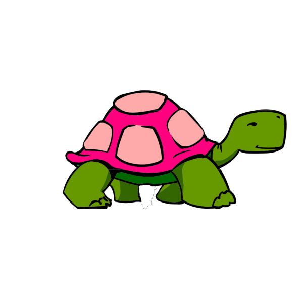 Swimming Turtle PNG Clip art