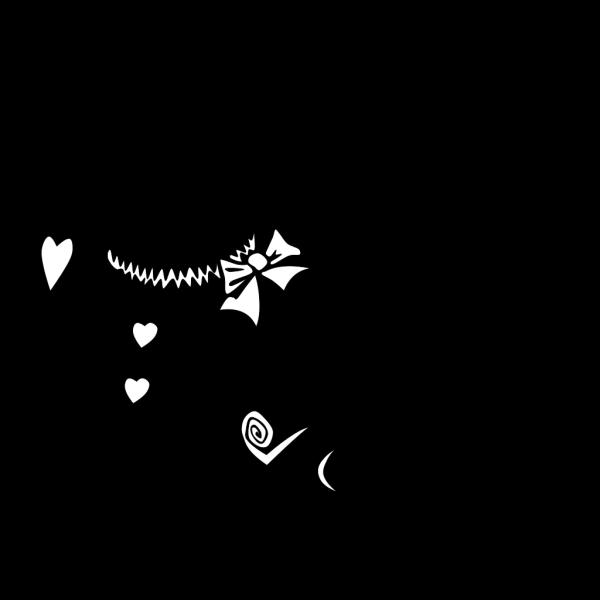 Rabbit Silhouette PNG Clip art