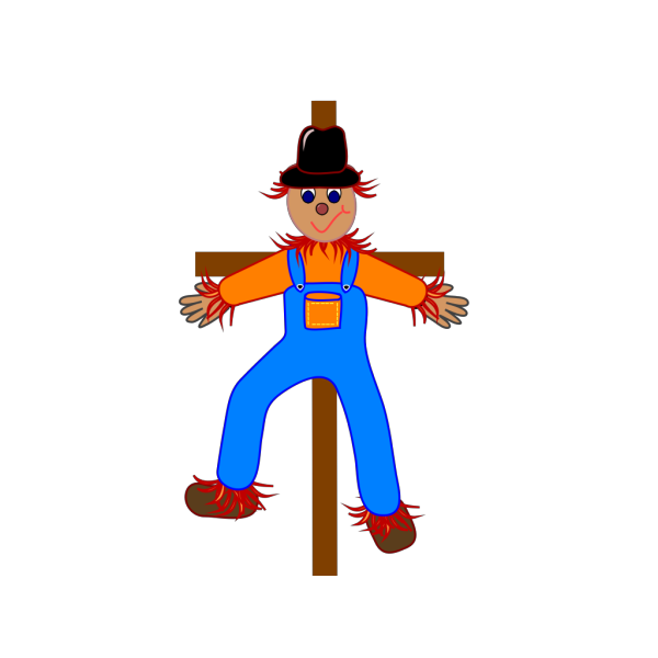 Scarecrow PNG images