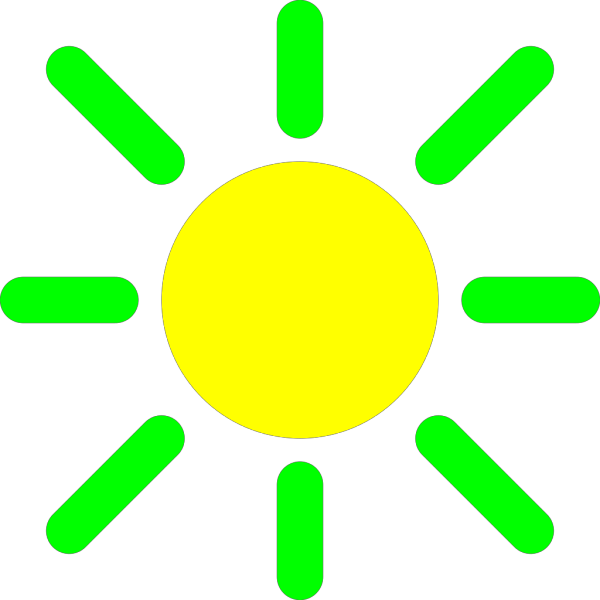 Brightness Control Icon PNG Clip art