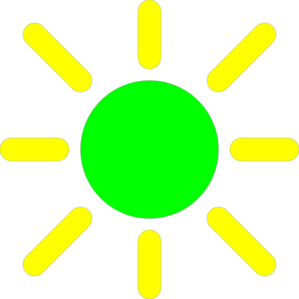 Brightness Control Icon PNG icons