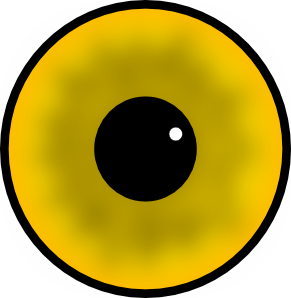 Laobc Yellow Eye PNG Clip art