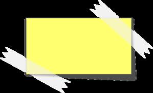 Simanek Sticky Note PNG Clip art
