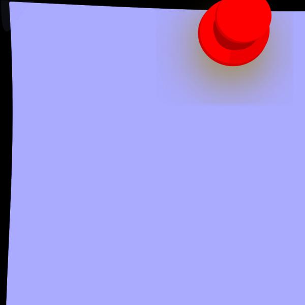 Tnew Blue Sticky PNG Clip art