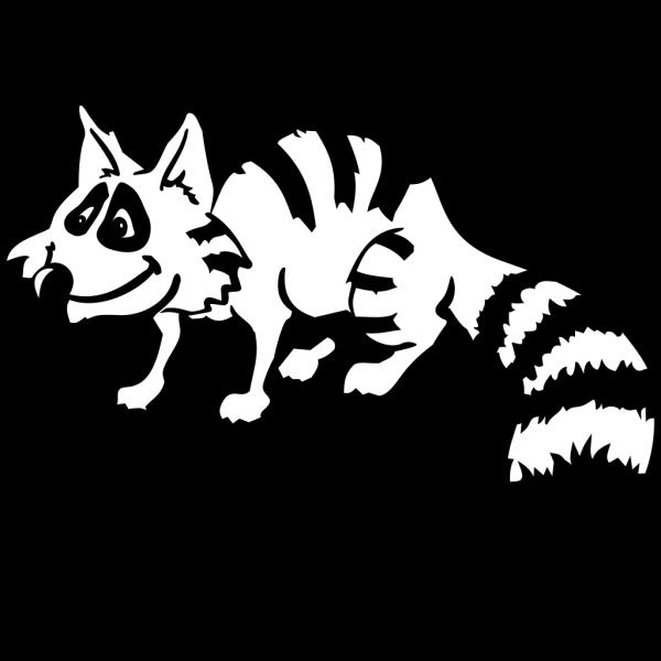 Raccoon PNG Clip art