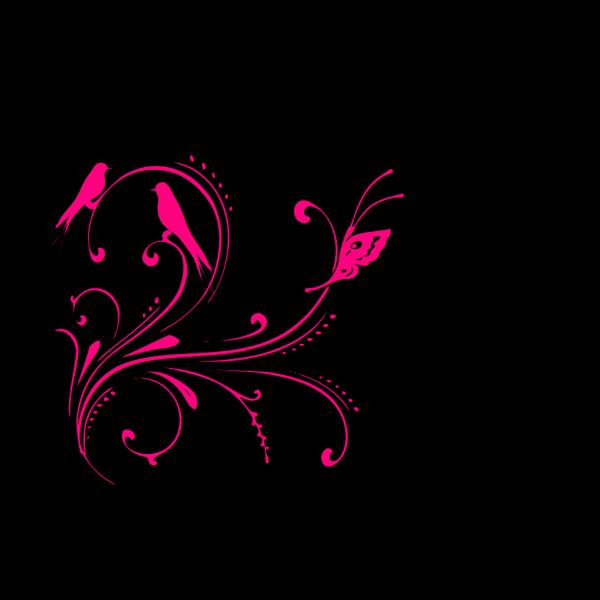 Hot Pink Clip art