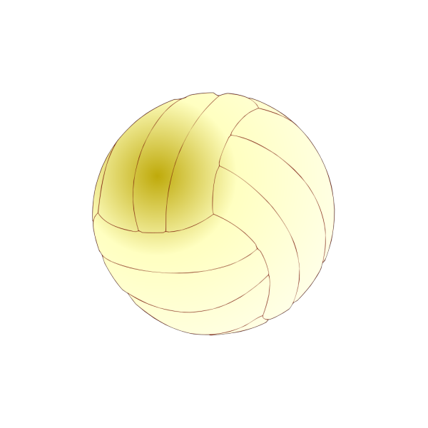 Volley-ball PNG Clip art