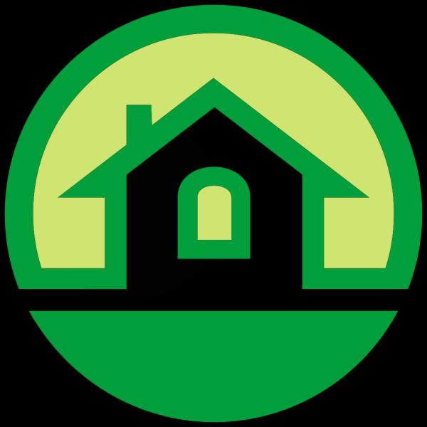 Purzen House Icon PNG Clip art