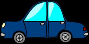 Blue Car3 PNG images