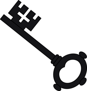Grey Key Animation PNG icons