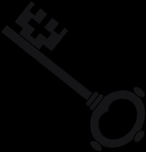 Grey Key Animation PNG Clip art