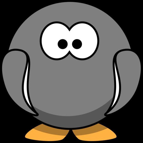 Crippled Penguin PNG Clip art