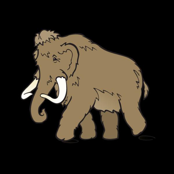 Mammoth PNG Clip art