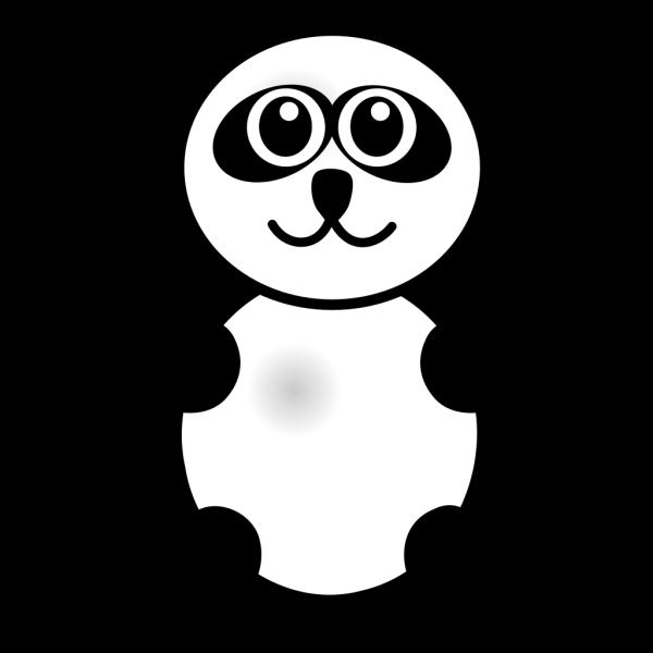 Panda Toy PNG Clip art
