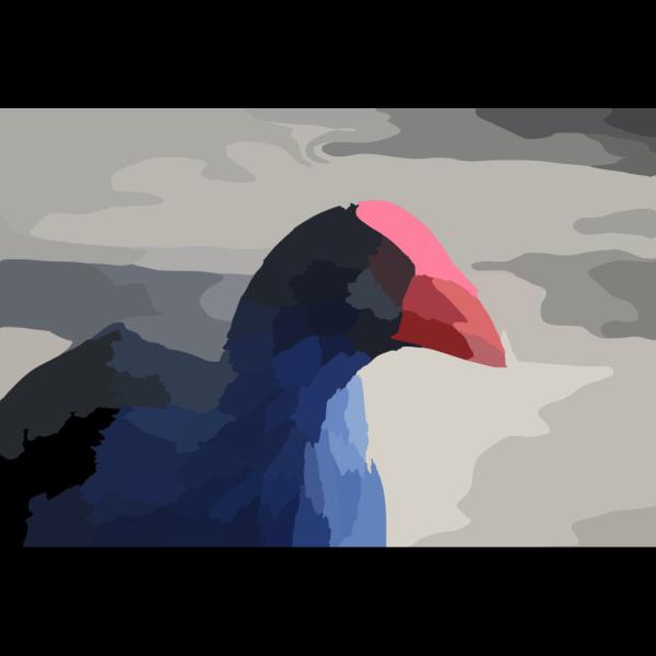 Moorehen Bird PNG Clip art