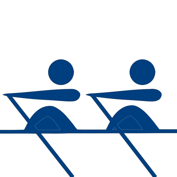 Rowing1 PNG Clip art