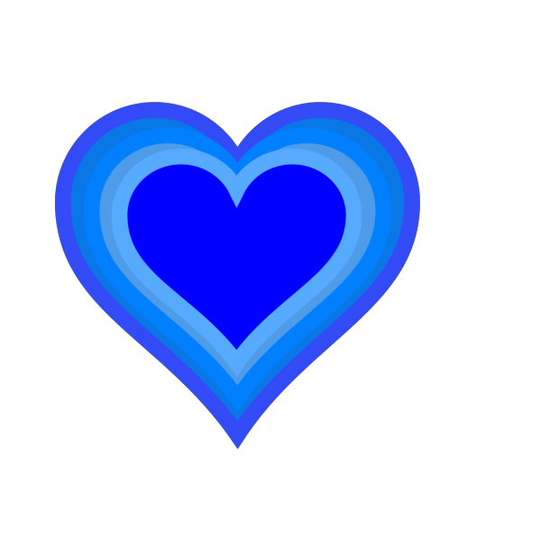 Growing Heart Clip art