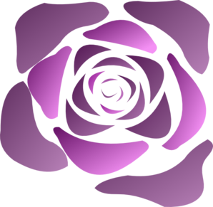 Sneptune Calligraphic Rose PNG images