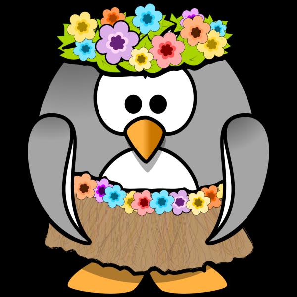 Hawaiian Penguin PNG Clip art